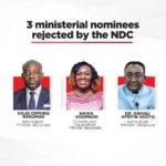 We have no power to reject nominees – Appointments Committee Chairman
