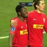 Ghanaian duo score for FC Nordsjaelland in win against Lyngby