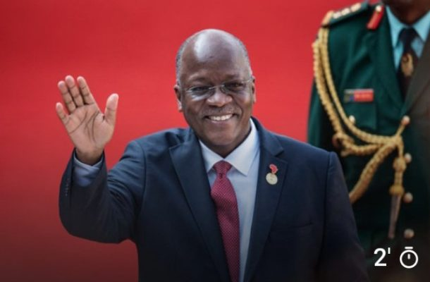 Just In: Tanzanian President John Magufuli dies of coronavirus complications