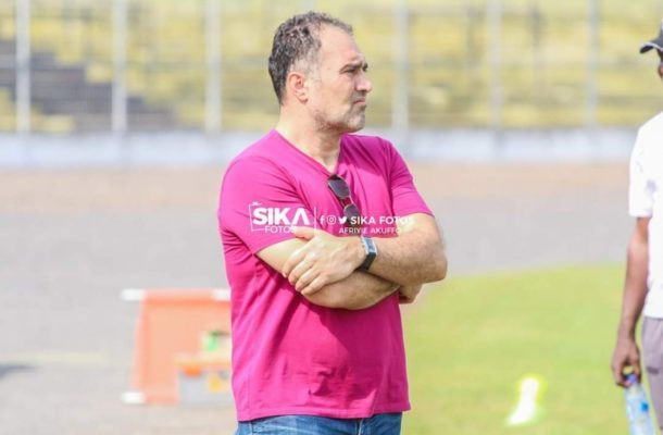 We paid the price of nine players fasting - King Faisal coach