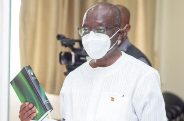 Parliament approves Ken Ofori-Atta without expected controversy