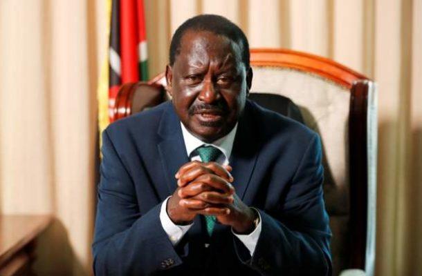 Kenya opposition leader Raila Odinga contracts coronavirus