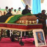 Tanzania's former president, John Magufuli goes home today