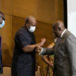 Akufo-Addo must be tolerant of criticisms – Mahama