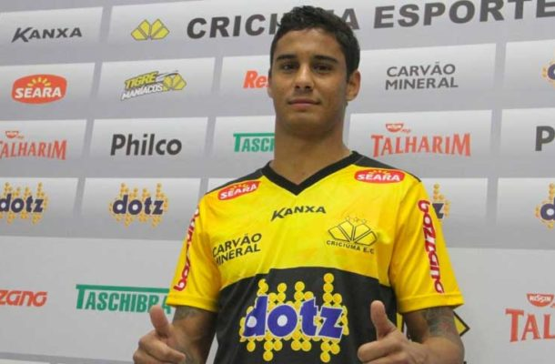 Kotoko's newest Brazilian Michael Vinicius to wear jersey number 77