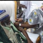 National Chief Imam, Islamic leaders take covid-19 vaccine