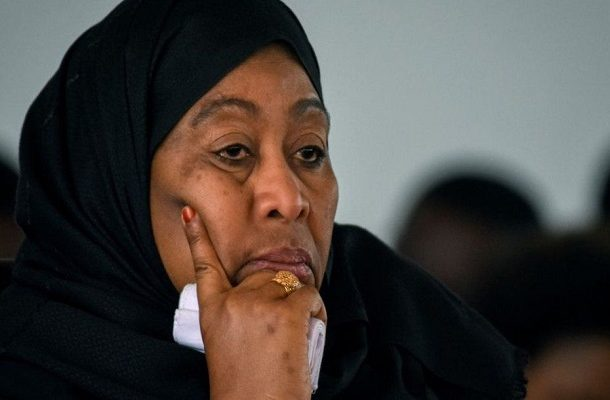 Samia Suluhu Hassan: The woman set to become Tanzania's next president