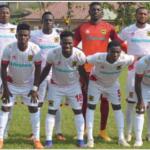Wahab Adams, Mudasiru handed starts as Kotoko face Elmina Sharks