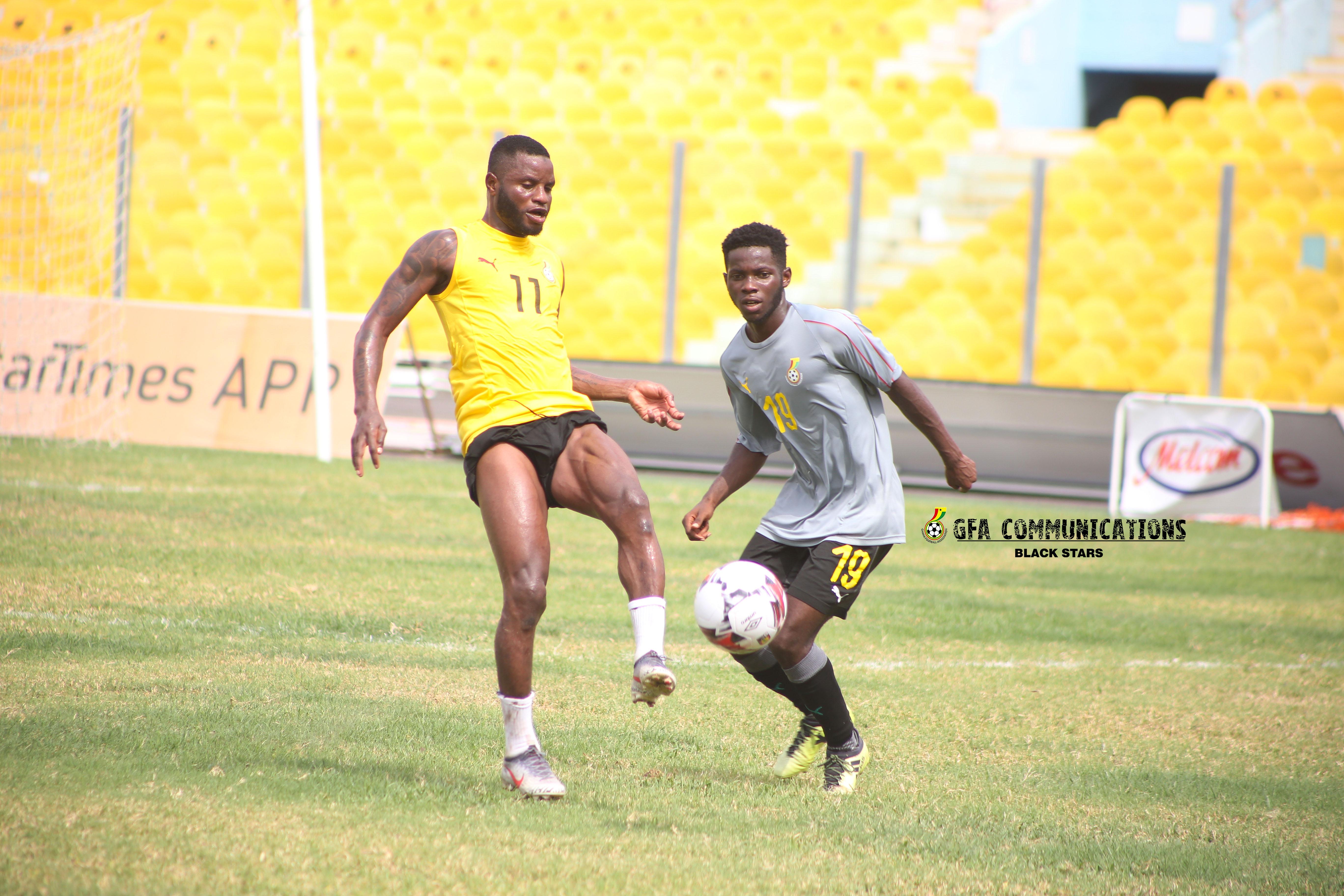 Black Stars break camp today, will return after GPL match day 17