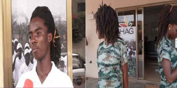 'Rejected' Rastafarian triplets receive full scholarships from six schools