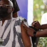 COVID-19 vaccination: It was painful, but I smiled – Bawumia