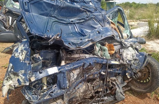 PHOTOS: Over 15 persons, including SHS students in critical condition after gory accident