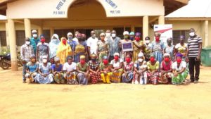 Wulensi: 60 women smallholder farmers to benefit from extension services