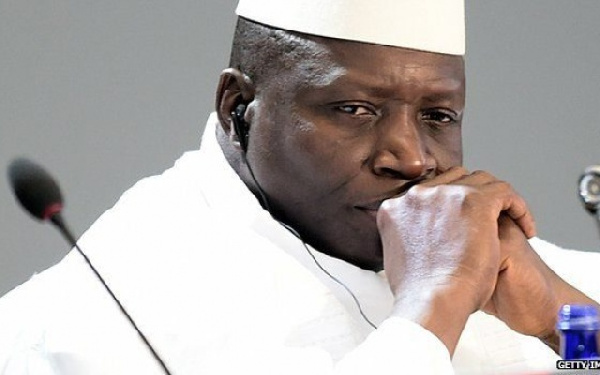Germany arrests ex-Gambian elite guard complicit in Jammeh 'murders'