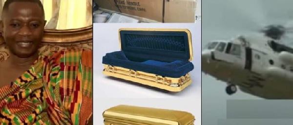 A look into the most expensive, biggest funeral ever held in Ghana