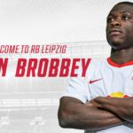 OFFICIAL: RB Leipzig signs Brian Brobbey on a four year deal from Ajax
