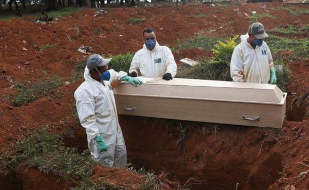 COVID-19: Ghana records over 600 deaths