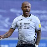 Andre Ayew's brace gives Swansea vital win over Middlesbrough
