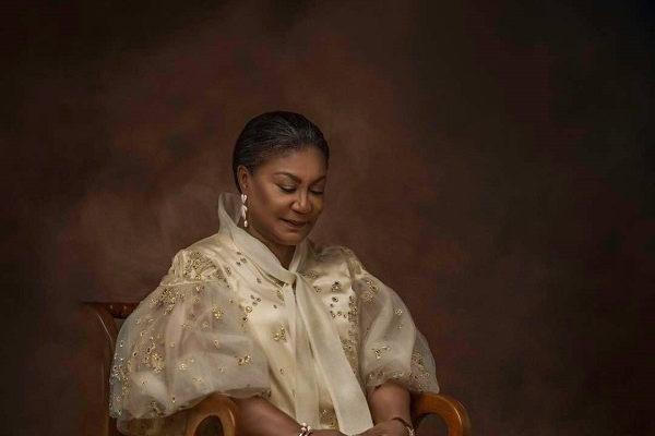 The stunning photo of Rebecca Akufo-Addo causing a stir on social media