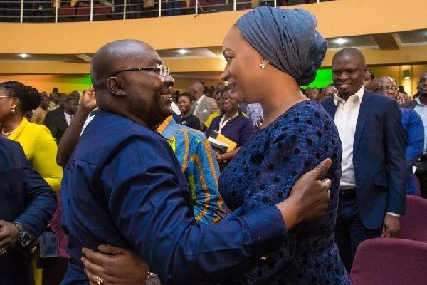 Bawumia finally clears the air about his marital status