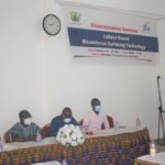 JICA and Ghana's Local Gov't Ministry organize dissemination seminar for district engineers