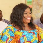 Suhum youth kick against reappointment of Margaret Darko as MCE