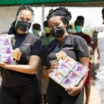 Menaye Donkor launches 'Sister-2-Sister' campaign to address menstrual problems