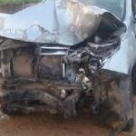 Former MP involved in car crash