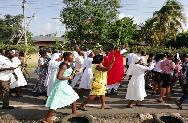 Christians observe Palm Sunday today