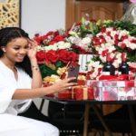 Serwaa Amihere throws lavish party to celebrate 31st birthday