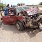 School bus transporting 30 children involved in accident at Agona Swedru
