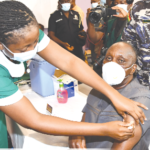 Ghana's COVID-19 Vaccination: 3,321 vaccinate on first day