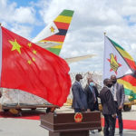 Zimbabwe president thanks China after receiving second vaccine donation