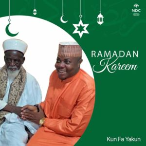 Godwin Aku Gunn writes. Ramadan Kareem to us all