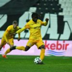 Joseph Paintsil grabs brace to rescue draw for Ankaragucu against Besiktas