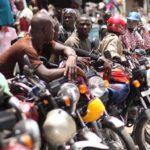 Okada riders chase Bawumia over promised cars