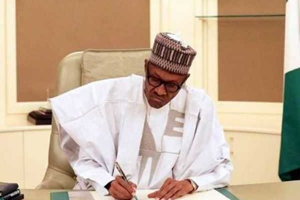 Nigeria's President returns from UK Medical trip
