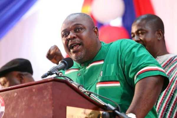 No human being can take my life -Koku Anyidoho on Prophecy of Assasination attempts on his life