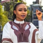 What Akuapem Poloo told the media after her release