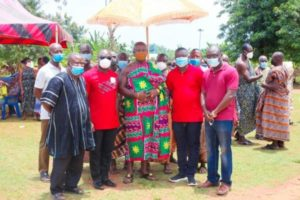 Chief Of Domeabra Commends Vodafone For Providing Free Health Screening