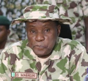 'Don't be afraid of bullet. If youare not meant to die by bullet, It willnever kill you''- Nigeria's Defence Minister to troops