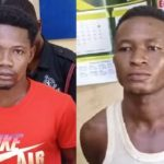 Two persons arrested for burning 64year-old woman alive in North East Region
