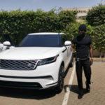 Kuami Eugene describes critics of his attire during Range Rover presentation as shallow