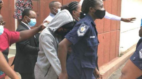 How BBC reported Akuapem Poloo's sentence
