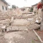 Anger as land guards demolish church, other properties at Kasoa