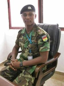 Video footage of Major Mahama's gruesome murder played in High Court