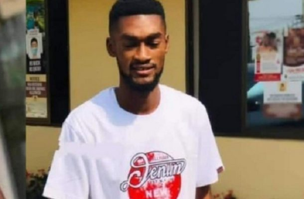 Man who murdered his girlfriend in Ho remanded