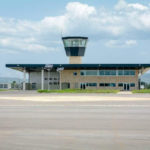 Ho Airport opens