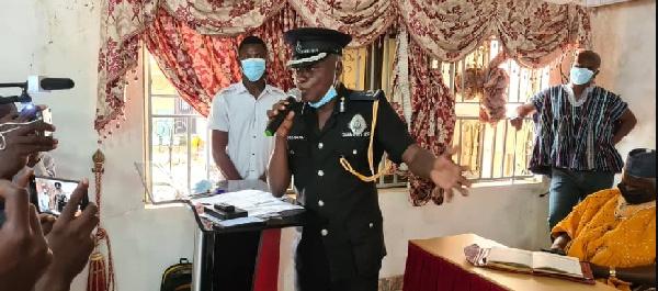 Fulanis commit most crimes – Savanna Regional Police chief