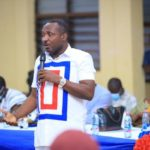 John Boadu visits Ho NPP to prepare the way for 'Breaking the 8'